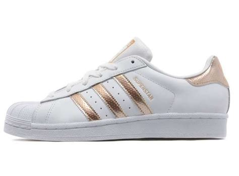 Original Made In Indonesia Adidas Superstar Rosegold adidas superstar gold womens los granados apartment co uk