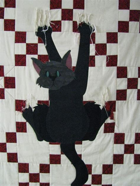 cat claw quilt by marion j patterson quilts