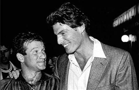 christopher reeve roommate former roommates robin williams and christopher reeve