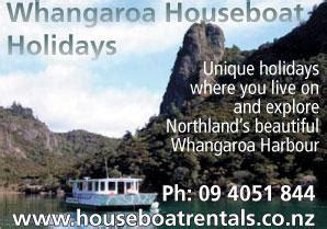 house boats nz whangaroa houseboat holidays whangaroa houseboat
