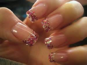 beautyrushx3 glitter nails amp get your nails done for