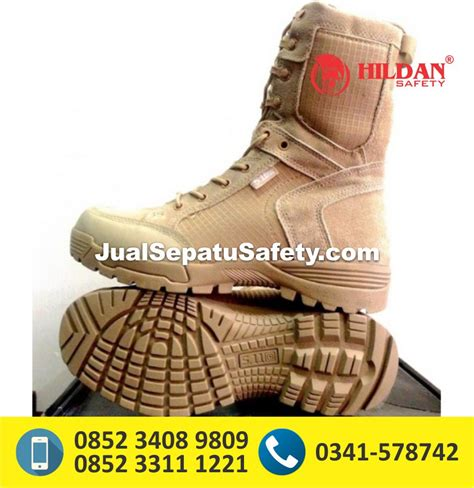 Sepatu Boots Tactical Army Outdoor Pdl Safety Ujung Besi Kickers Nmzs 5 11 pro tactical boots 9 desert jual sepatu army