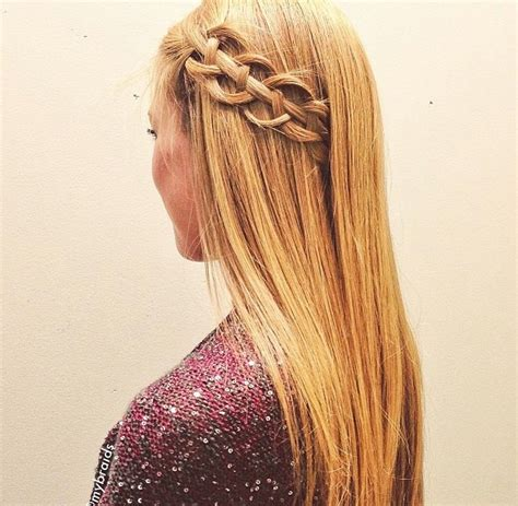 Girl Hairstyles Vine | vine braid cute braided hairstyle for girls pretty designs