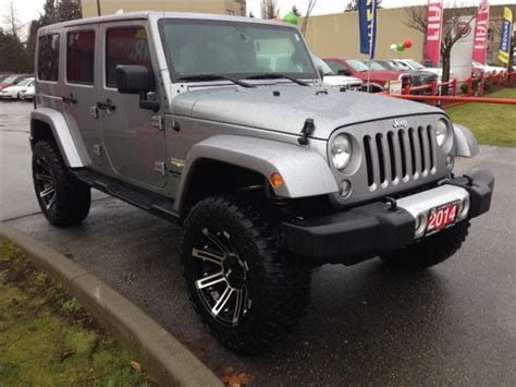 2014 Jeep Wrangler Unlimited Rims 2014 Lifted Jeep Wrangler Unlimited 20 Rims