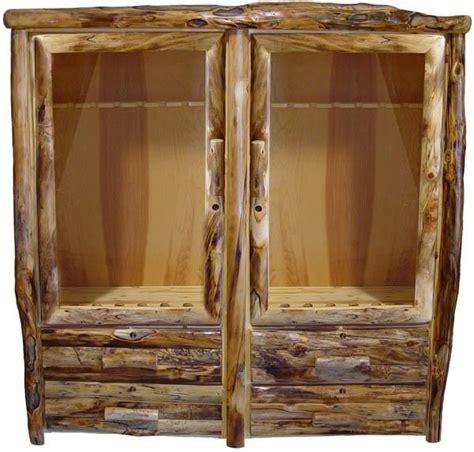 Handmade In America - 1000 ideas about wood gun cabinet on gun