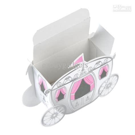 Carruagem Da Cinderela   Molde   Lembrancinha (vetor) Corel   R$ 6,19 em Mercado Livre