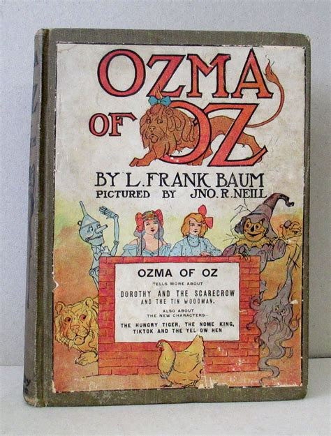 ozma of oz large print books ozma of oz by baum l frank 1920