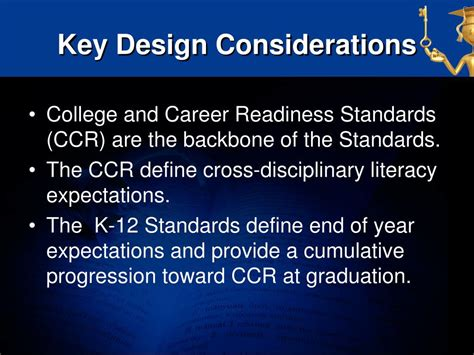 design consideration definition ppt next generation wv content standards and objectives