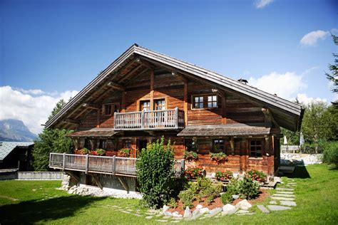 what is a chalet les chalets des fermes de marie luxury rentals in megeve