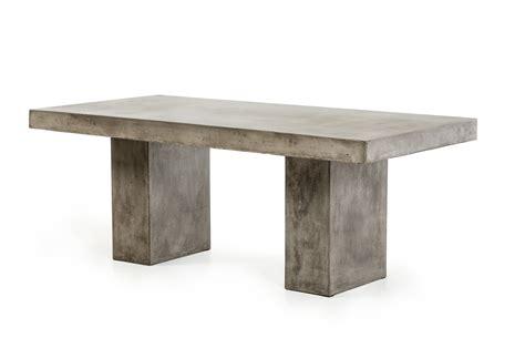 Natural Fiber Rugs by Modrest Saber Modern Concrete Dining Table