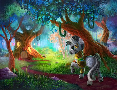 my pony painting fan friday my pony friendship is magic by