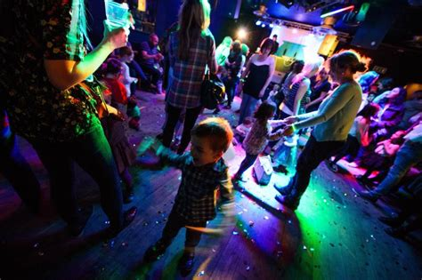 drum house music club kids london s 80s rave gen party with their tots on the dancefloor star2 com