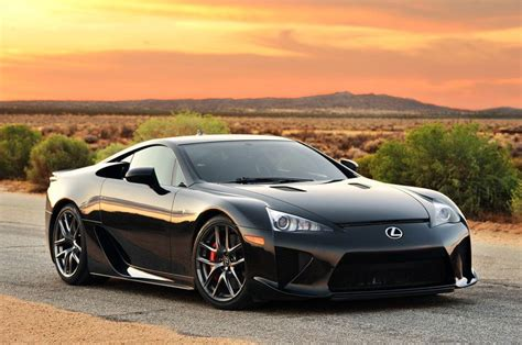 lexus sports car lexus sports car black design automobile