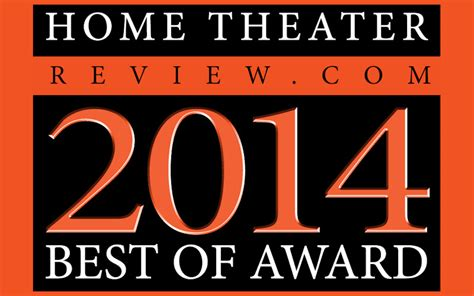 home theater review s best of 2014 awards
