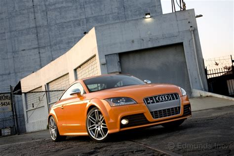 audi tts coupe road test