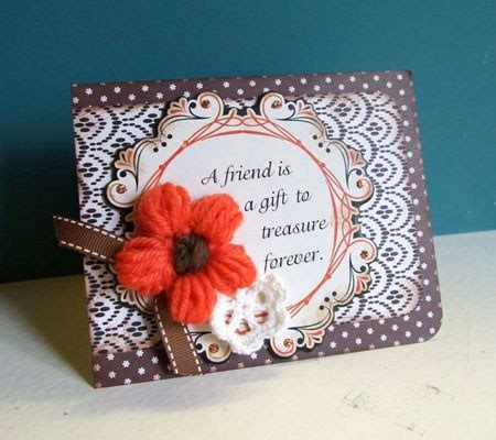 Handmade Friendship Day Cards - astonishing happy friendship day greetings cards with