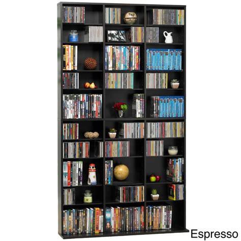 high capacity dvd storage cabinet media tower 1080 cd or 504 dvd cabinet