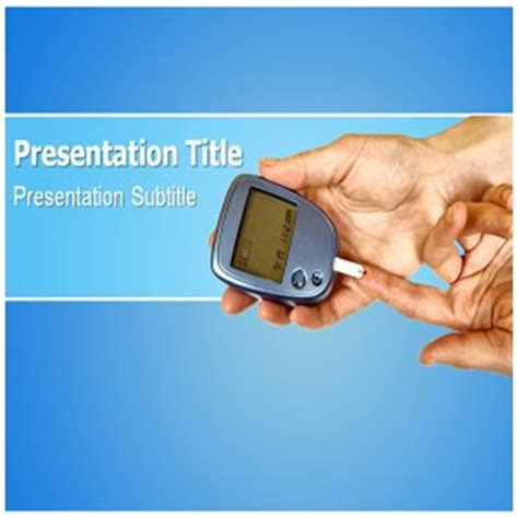 templates powerpoint diabetes amazon com diabetes check powerpoint template diabetes