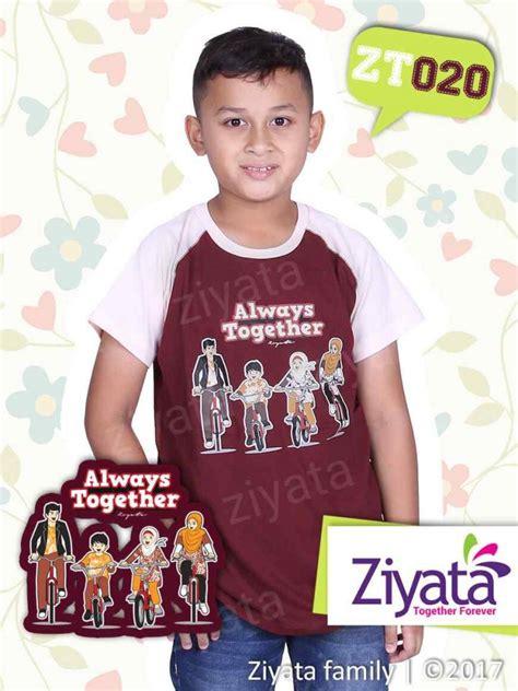 Kaos Ulang Tahun 3 Pcs Ayah Ibu Anak baju ayah ibu putra model kaos family muslim