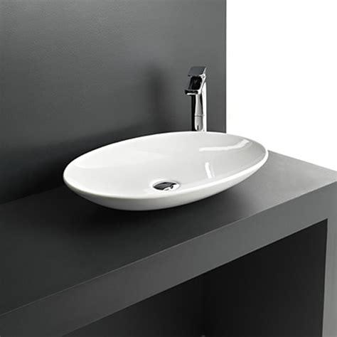 lavabi bagno appoggio lavabi appoggio lavabo d appoggio 60 la fontana