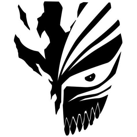 Emblem Stiker Timbul Nos Hitam Type 02 anime symbols