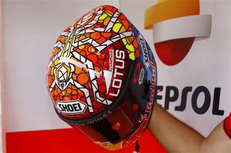design helmet marques motogp replica race helmets