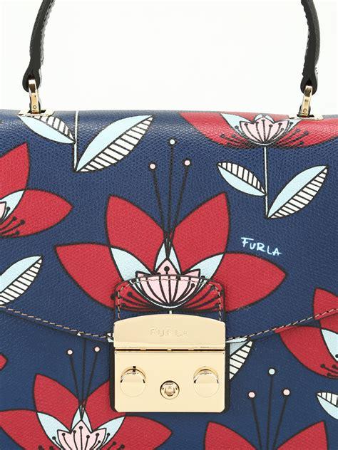 Furla Gardenia A metropolis gardenia patterned bag by furla shoulder bags ikrix