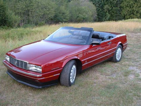1993 cadillac engine 1993 cadillac allante low excellent condition 32