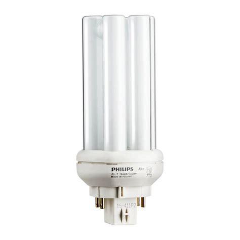 Lu Neon Philips 18w philips 7 watt soft white 2700k pl s 2 pin g23 energy