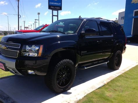Kit Blazer X6 Awesome Lifted Black Z71 Tahoe I Want This For Mike