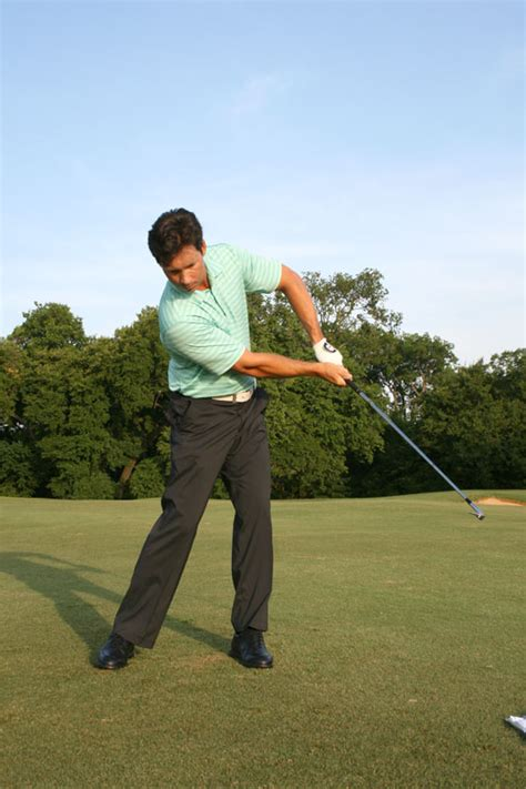 Mark Moore Golf Golf Lessons In Dallas Chicken Wing