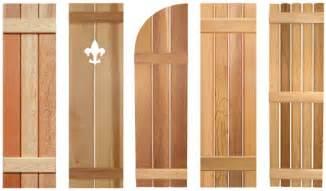 Shutters Custom Window Decorations Best Wood To Make Outdoor Shutters