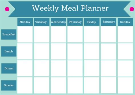printable meal planner for toddlers how to meal plan plus free printable mum s lounge