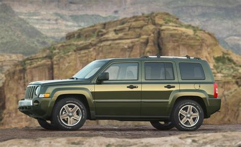 jeep patriot top speed 2007 jeep patriot prices announced news top speed