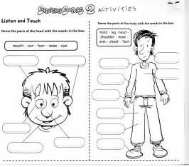 body worksheets learningenglish esl
