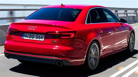 audie a 4 2016 audi a4 review drive carsguide