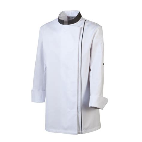 veste de cuisine molinel veste femme ajik manches longues brigade