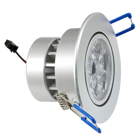 led replacement bulbs for ceiling dimmable 9w 12w 15w led ceiling down light recessed