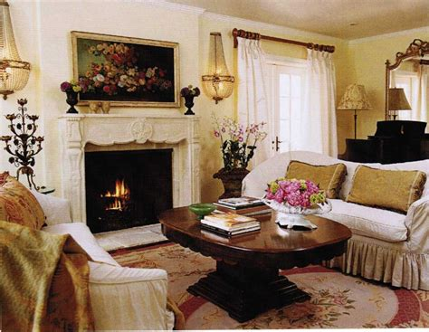 Country Family Room Ideas | french country decorating ideas for a living room