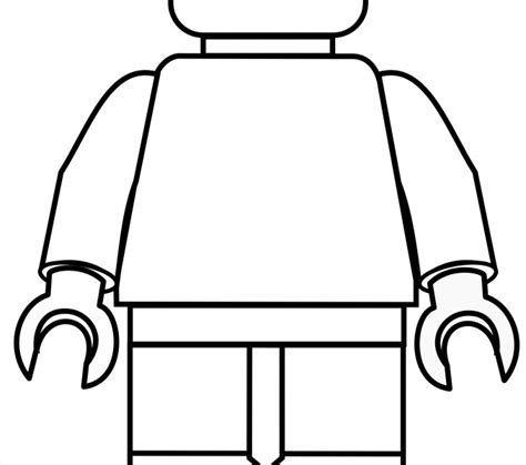Lego Minifigure Template by Printable Lego Coloring Europe Travel Guides