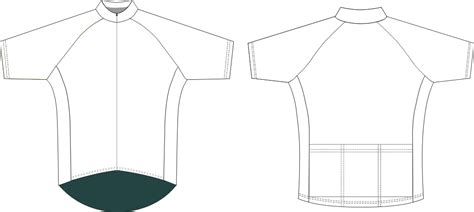 cycling shirt template bw sportswear custom made sports apparel for clubs