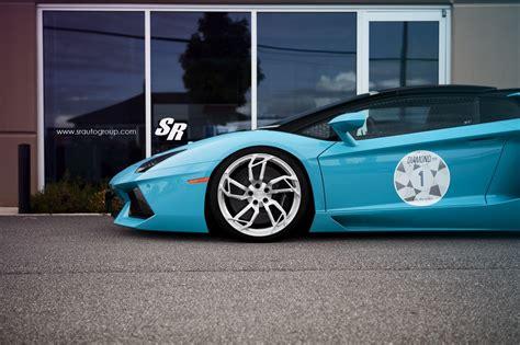 Baby Lamborghini Car Baby Blue Lamborghini Aventador Roadster By Sr Auto