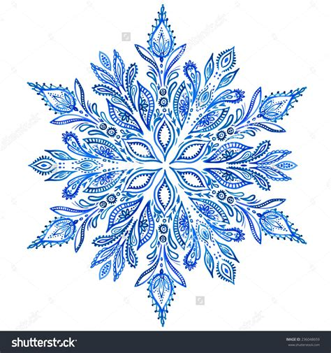 Find Flake Free by Snowflake Border Blue White Free Search