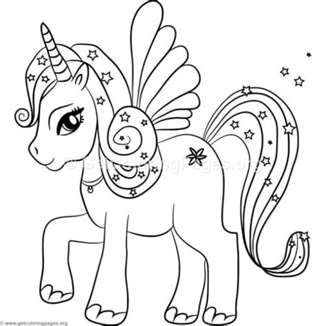 unicorn pictures to color unicorn coloring page getcoloringpages org