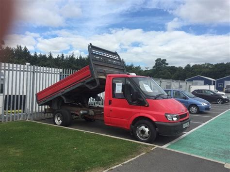 ford transit for sale ford transit tipper for sale in st austell cornwall