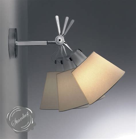 Modern Bedroom Sconces Bedroom Reading Wall Lights Artemide Tolomeo Wall Laps