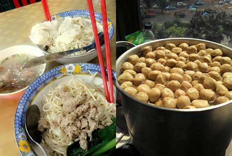 Bakso Ayam Tanpa Pengawet bakso taytoh info kuliner