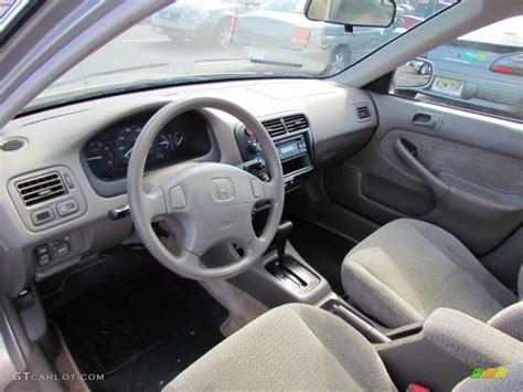 2000 Honda Civic Ex Coupe Interior by Beige Interior 2000 Honda Civic Ex Sedan Photo 55505702
