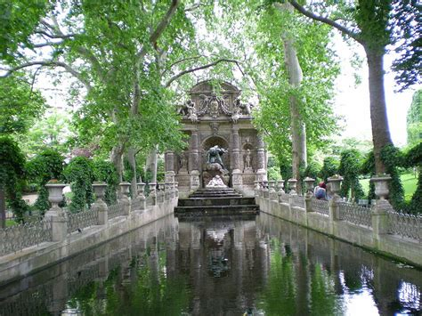 jardin du luxembourg or the luxembourg gardens traveling - Jardin Cafe Riau