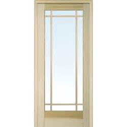 home depot interior doors wood builder s choice 48 in x 80 in 10 lite clear wood pine prehung interior french door hdcp151040